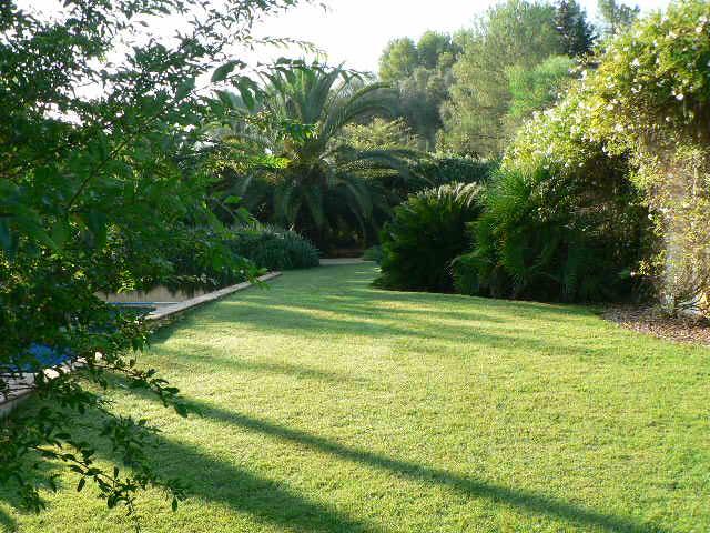 Casas de campo con jardin los jazmines casa de campo la - Jardines de casas de campo ...
